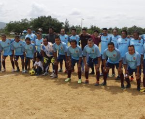 Atlético Unión manda en Xoxo