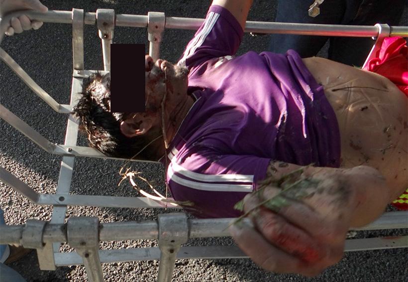 Lo embisten y muere en el Istmo   El Imparcial de Oaxaca