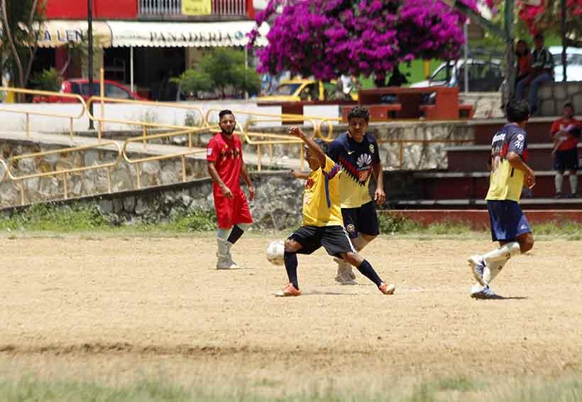 Goliza de Bofrut a Deportivo JMR | El Imparcial de Oaxaca