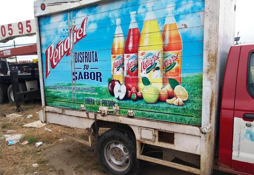 Roban camioneta de Peñafiel, en Tehuantepec | El Imparcial de Oaxaca