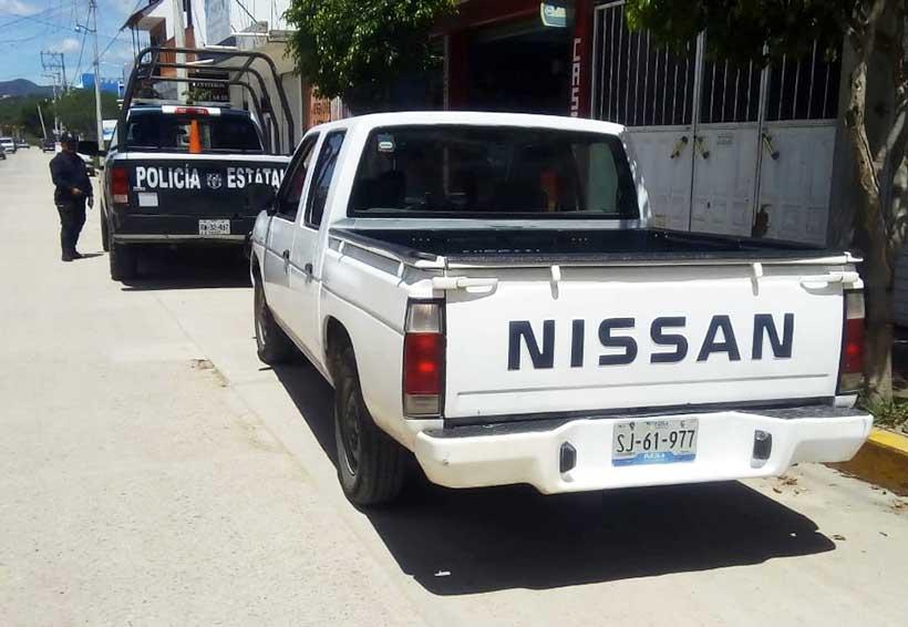 Detienen a profesor con camioneta robada en la Mixteca | El Imparcial de Oaxaca