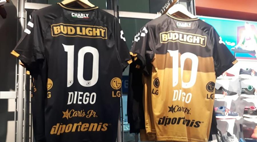 Dorados explota al máximo a Maradona y ya vende su jersey con el '10' | El Imparcial de Oaxaca