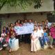 VIFAC recibe  donativo