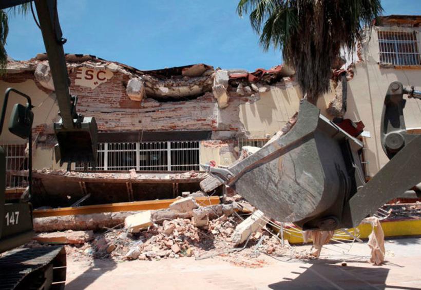 Reconocen atraso en reconstrucción de las escuelas | El Imparcial de Oaxaca