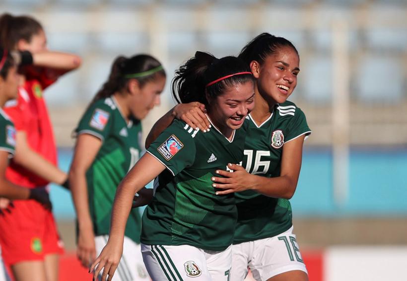 Tri Femenil conoce rivales para buscar boleto mundialista   El Imparcial de Oaxaca