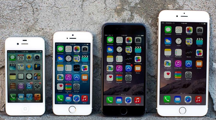 ¿Por qué las pantallas de los smartphones volvieron a agrandarse? | El Imparcial de Oaxaca