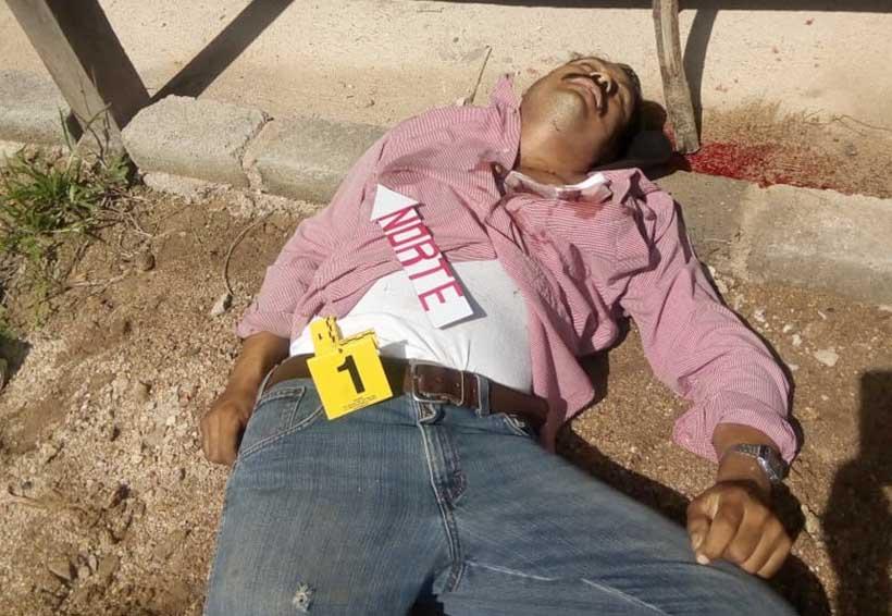 Indagan asesinato de joven trabajador | El Imparcial de Oaxaca