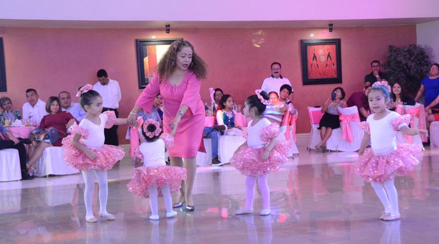 Academia de Danza Briciarte celebra un año más