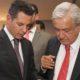 AMLO es bienvenido  a Oaxaca, dice Murat
