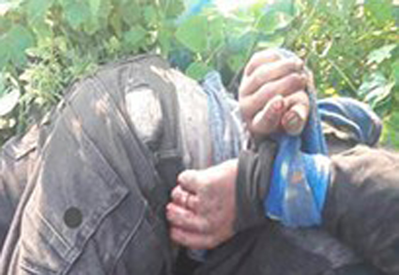 Encuentran a joven muerto y maniatado con una bufanda   El Imparcial de Oaxaca
