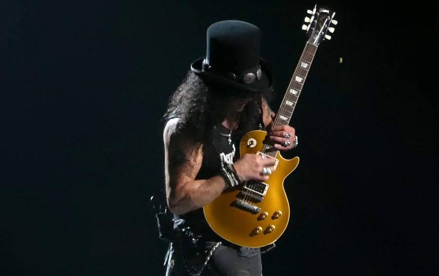 Slash admite sexismo en canciones de Guns N' Roses   El Imparcial de Oaxaca