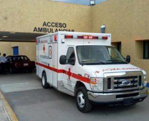 En código rojo hospitales le niegan atención médica