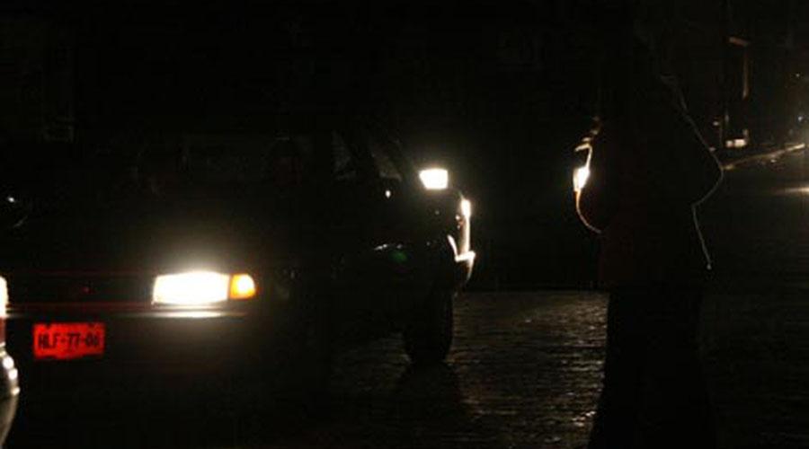 Crece la inseguridad en las calles de Oaxaca por mal alumbrado público | El Imparcial de Oaxaca