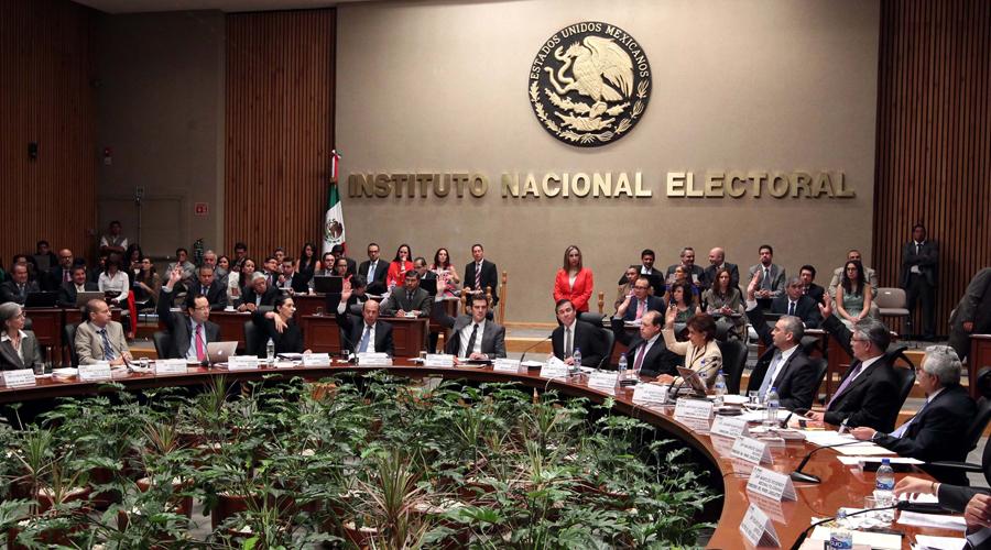 INE suspende difusión de spots del PES y PANAL | El Imparcial de Oaxaca