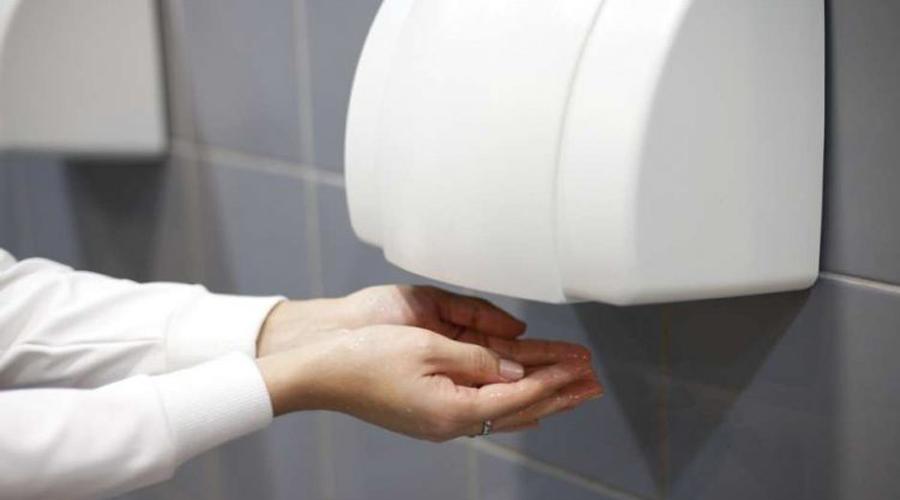 El peligro de utilizar secadores de manos   El Imparcial de Oaxaca