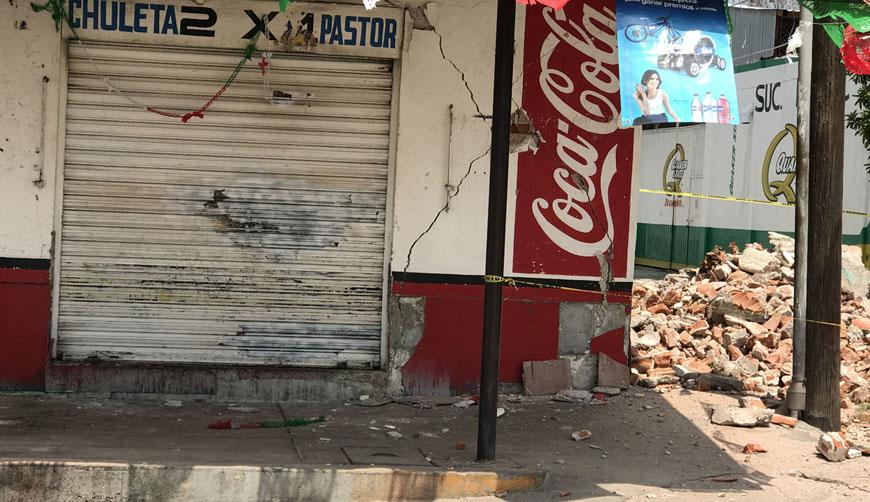 Falta de mano de obra y materiales, retrasa reconstrucción en Oaxaca | El Imparcial de Oaxaca