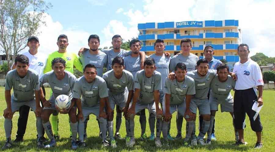 Zanatepec se corona ante el conjunto de Juchitán