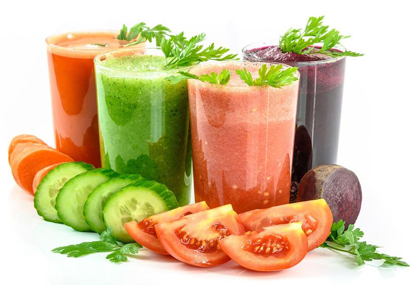Prueba jugos vegetales, una nutritiva opción para adelgazar | El Imparcial de Oaxaca
