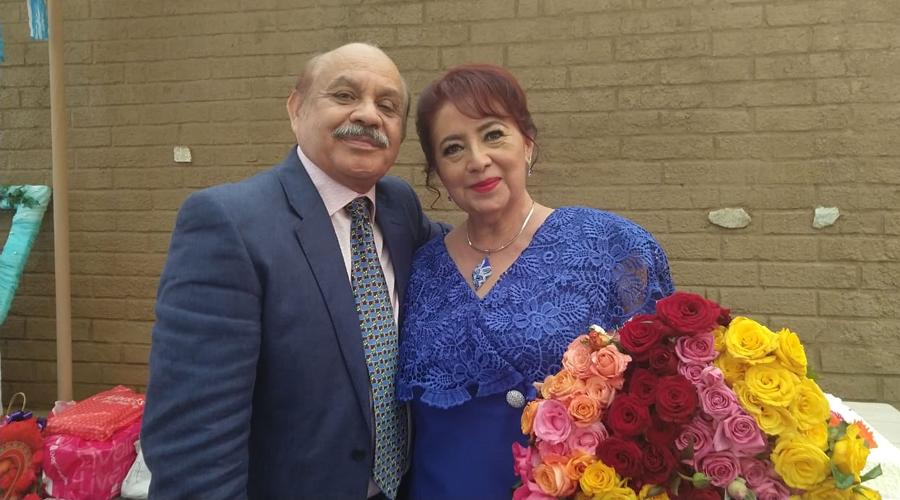 Sergio y Margarita celebran sus cumpleaños