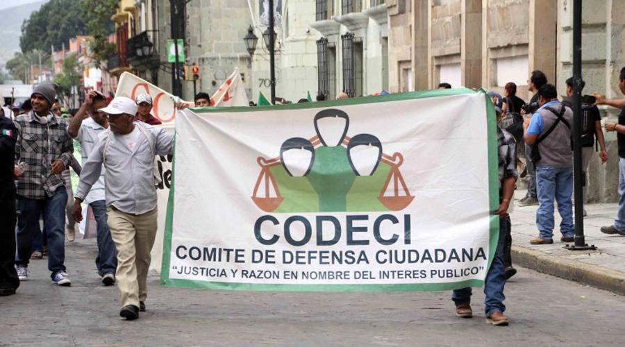 Anuncia Codeci  jornada de lucha | El Imparcial de Oaxaca