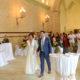 Yesenia y Fredy contrajeron matrimonio