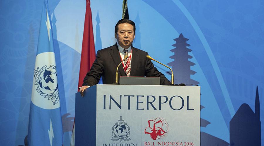 Desaparece presidente de la Interpol, luego de viajar de París a China | El Imparcial de Oaxaca