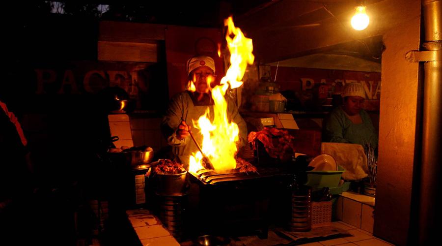 Los peligros de comer en la calle | El Imparcial de Oaxaca