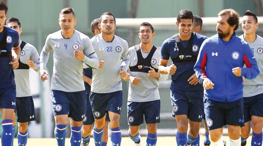 Cruz Azul, a sacarse la espina en Copa MX | El Imparcial de Oaxaca