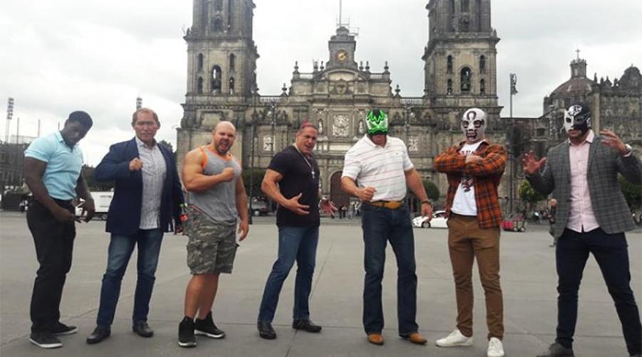 México contra el Resto del mundo en el Grand Prix | El Imparcial de Oaxaca