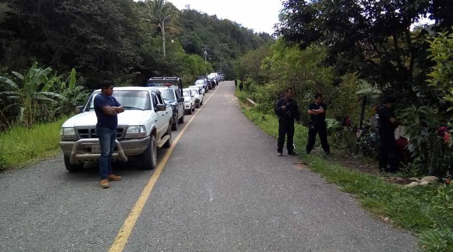 Buscan a autoridades en Lázaro de Cárdenas