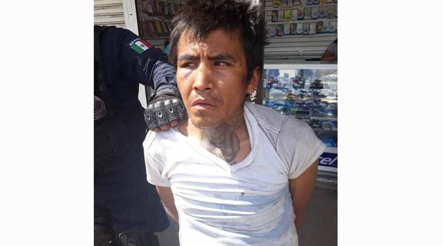 Aprendiz de ladrón fue capturado en calles del centro de Oaxaca | El Imparcial de Oaxaca