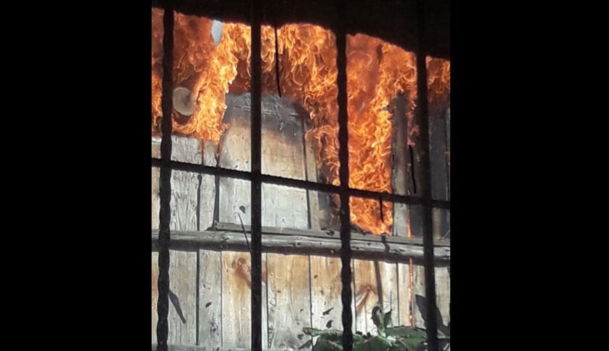 Se incendió vivienda en Pochutla | El Imparcial de Oaxaca