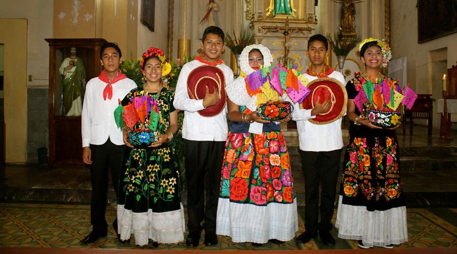 Festejan al Santo Patrono San José