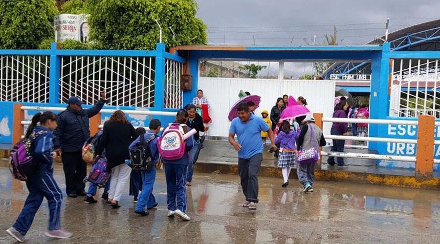 Suspenden Clases para  Mañana Lunes en 147 Municipios por Lluvias | El Imparcial de Oaxaca