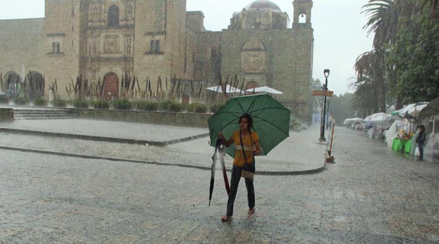 Emiten alerta  por tormentas  intensas en Oaxaca | El Imparcial de Oaxaca