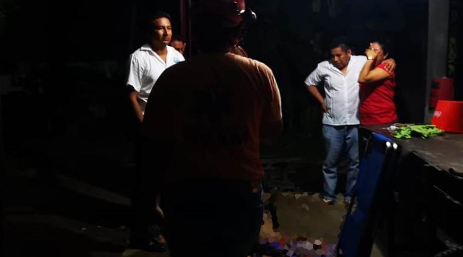 Asesinan a tres en Río Grande, Tututepec