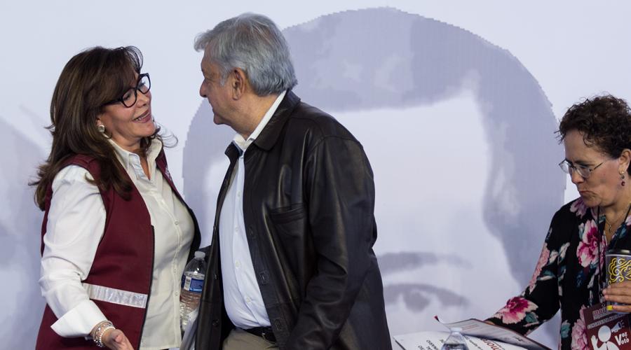 Elección en Puebla recuerda al fraude del 2006: Yeidckol Polevnsky   El Imparcial de Oaxaca