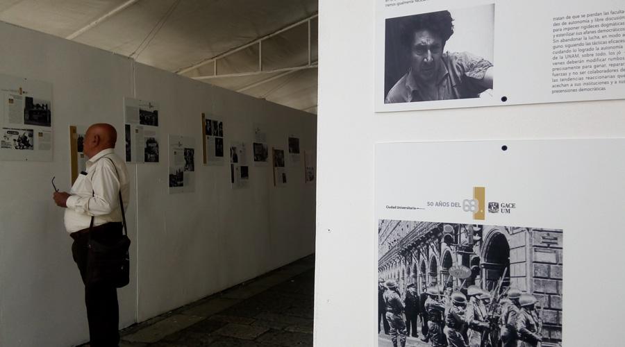 A 50 del 68, las miradas del Taller Tamayo en el Centro Histórico de Oaxaca