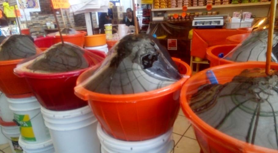 Comienzan en Oaxaca las ventas para el Día de Muertos