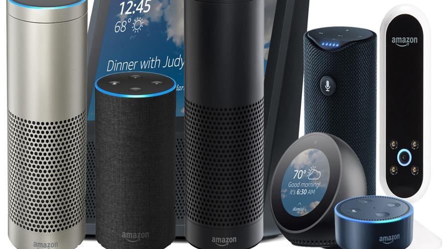 Amazon lanza en España sus altavoces inteligentes Echo