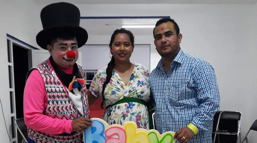 Yamilett tendrá la bendición de convertirse en madre | El Imparcial de Oaxaca
