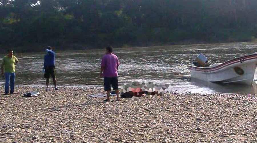 Joven se ahoga al intentar  cruzar el río Tesechoacán