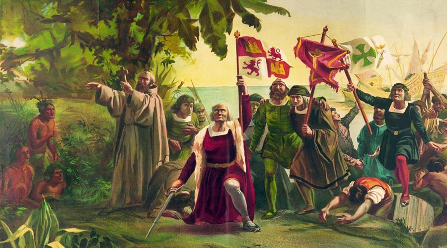 Cristóbal Colón descubre América | El Imparcial de Oaxaca