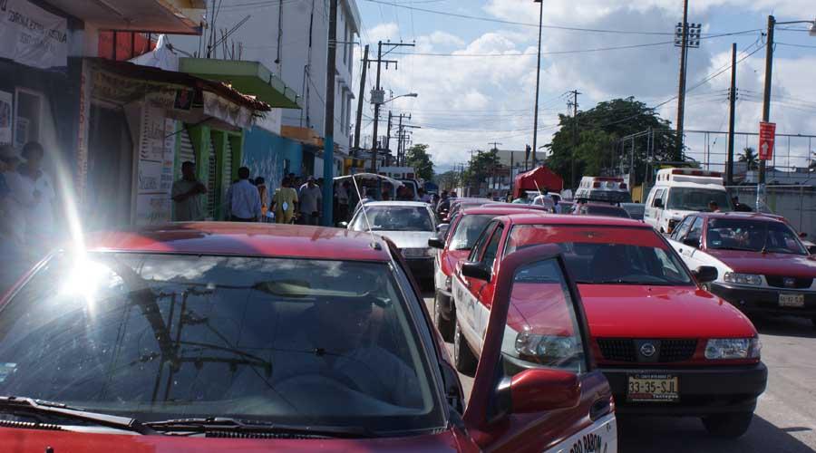 Capacitarán a choferes y concesionarios de taxis | El Imparcial de Oaxaca