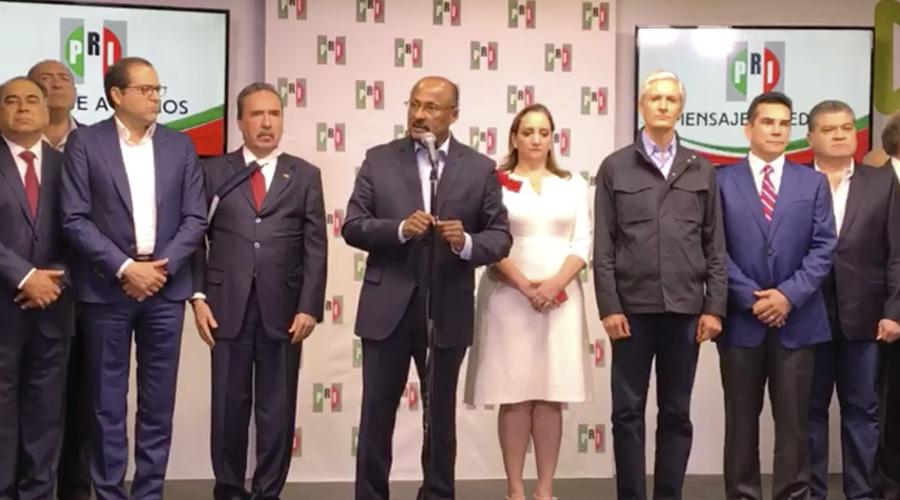 Cuestiona PRI a Morena por consulta sobre aeropuerto. Noticias en tiempo real