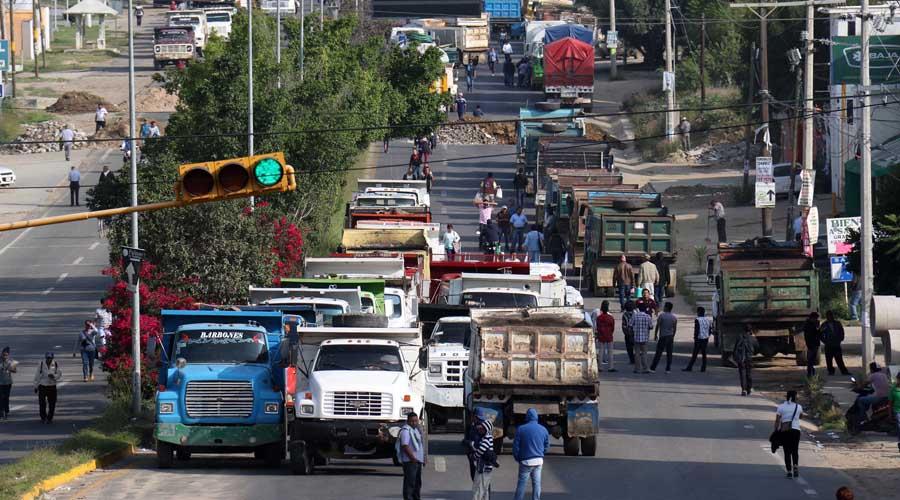 Se desbordan las protestas en Oaxaca | El Imparcial de Oaxaca