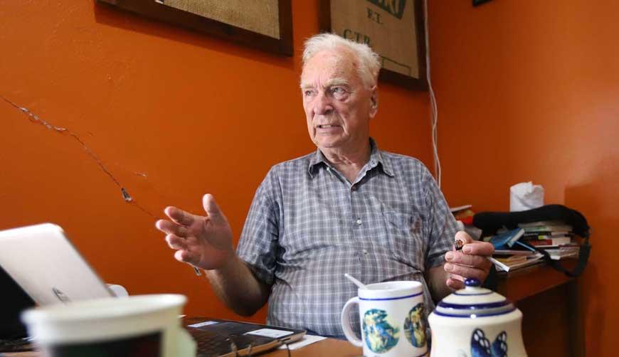 El café del comercio justo está en peligro en Oaxaca