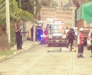 Continúan las ejecuciones; asesinan a hombre en Huajuapan