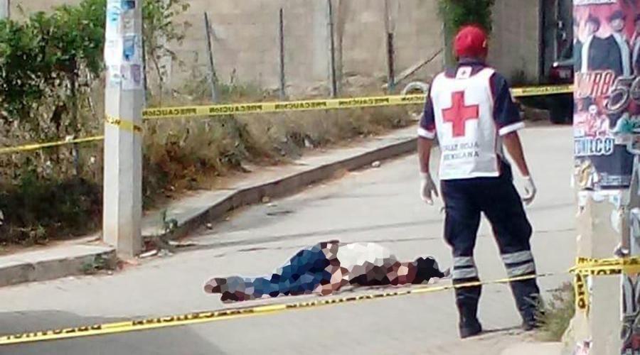 En Miahuatlán lo matan de un disparo | El Imparcial de Oaxaca