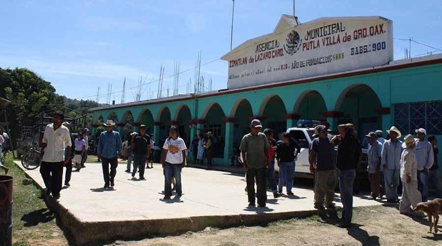 Fracasa operativo de  búsqueda en Zimatlán. Noticias en tiempo real